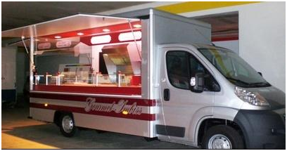 Fit your mobile food unit with the essentials