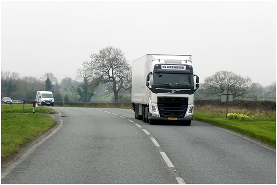 What behaviors do HGV drivers find most frustrating on the road?