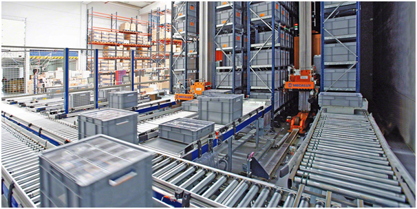 What are the benefits of a fully automated warehouse?